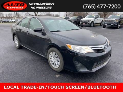 2012 Toyota Camry for sale at Auto Express in Lafayette IN