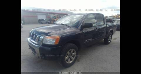 2009 Nissan Titan for sale at Route 28 Auto Sales in Canton MA