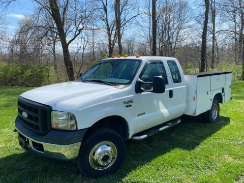 2006 Ford F-350 Super Duty for sale at Kenny Vice Ford Sales Inc - USED Vehicle Inventory in Ladoga IN