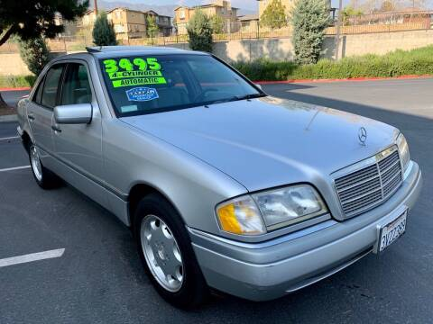 1997 Mercedes-Benz C-Class for sale at Select Auto Wholesales in Glendora CA