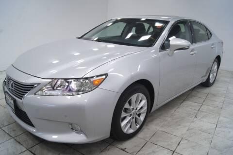 2013 Lexus ES 300h for sale at Sacramento Luxury Motors in Carmichael CA