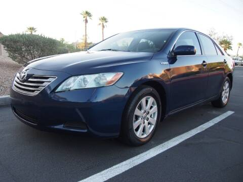 2009 Toyota Camry Hybrid for sale at Best Auto Buy in Las Vegas NV