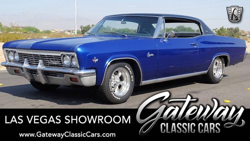 1966 Chevrolet Caprice for sale in Las Vegas, NV