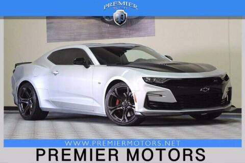 2019 Chevrolet Camaro for sale at Premier Motors in Hayward CA