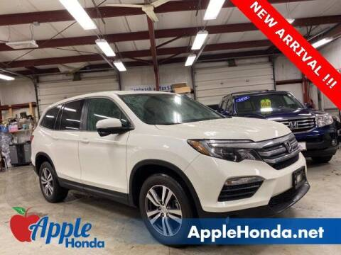 2018 Honda Pilot for sale at APPLE HONDA in Riverhead NY