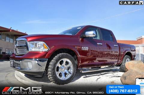 2016 RAM Ram Pickup 1500 for sale at Cali Motor Group in Gilroy CA