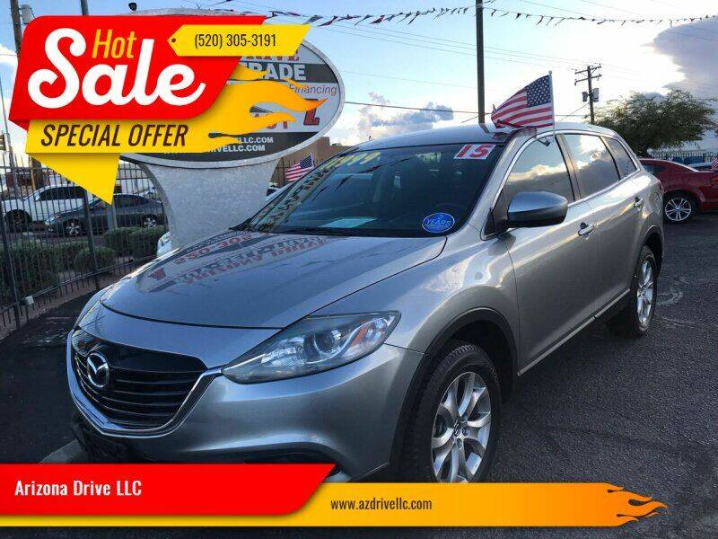 2015 Mazda CX-9 for sale at Arizona Drive LLC in Tucson AZ