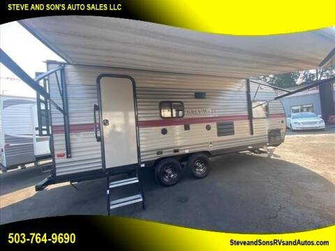 2018 Forest River Grey Hawk for sale at Steve & Sons Auto Sales in Happy Valley OR
