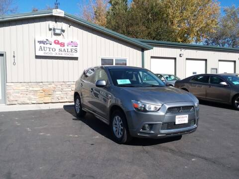 2012 Mitsubishi Outlander Sport for sale at QS Auto Sales in Sioux Falls SD