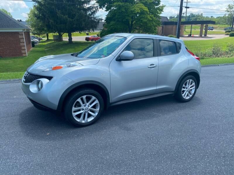 2011 Nissan JUKE for sale at Augusta Auto Sales in Waynesboro VA
