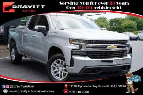 2019 Chevrolet Silverado 1500 for sale at Gravity Autos Roswell in Roswell GA