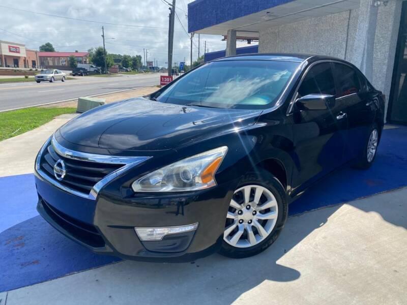 2014 Nissan Altima for sale at El Camino Auto Sales Gainesville in Gainesville GA