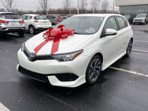 2017 Toyota Corolla iM for sale at Charlotte Auto Group, Inc in Monroe NC