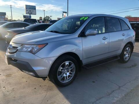 2009 Acura MDX for sale at MAGIC AUTO SALES, LLC in Nampa ID