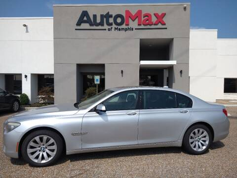 2011 BMW 7 Series for sale at AutoMax of Memphis - Darrell James in Memphis TN