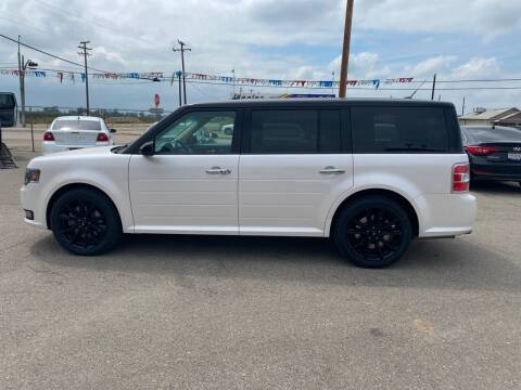 2018 Ford Flex for sale at First Choice Auto Sales in Bakersfield CA