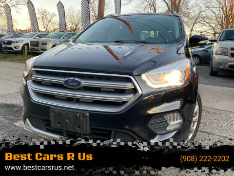 2017 Ford Escape for sale at Best Cars R Us in Plainfield NJ