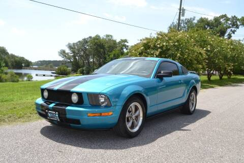 2006 Ford Mustang for sale at Car Bazaar in Pensacola FL