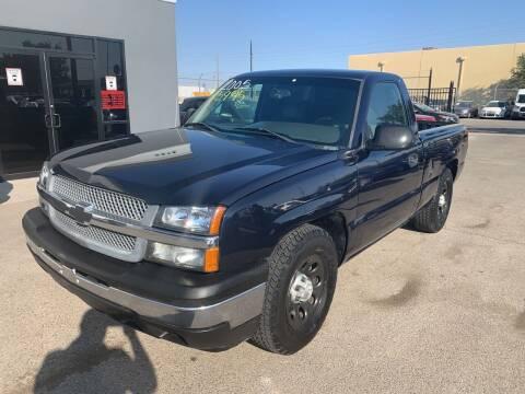 2005 Chevrolet Silverado 1500 for sale at Legend Auto Sales in El Paso TX