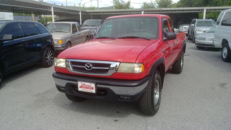 2004 Mazda B-Series Truck 2dr Cab Plus B4000 4WD SB - Elizabethton TN