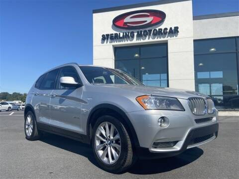 2014 BMW X3 for sale at Sterling Motorcar in Ephrata PA