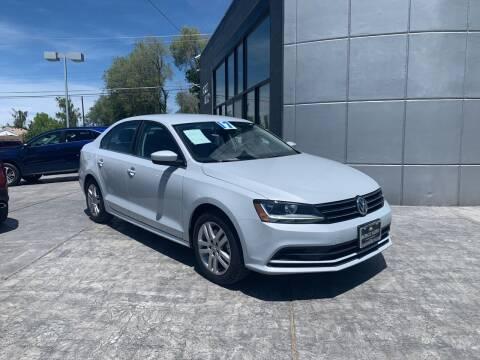 2017 Volkswagen Jetta for sale at Berge Auto in Orem UT