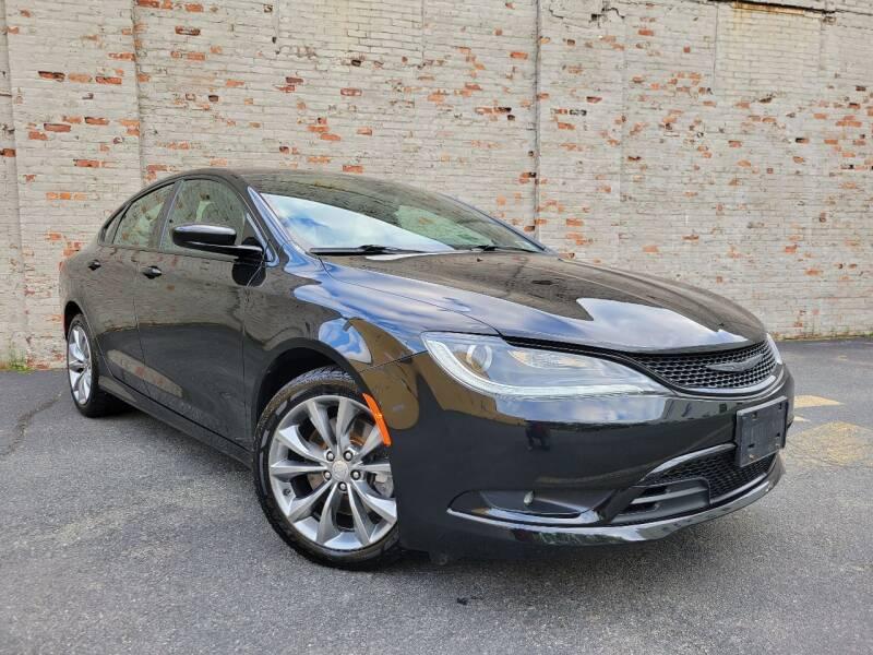 2015 Chrysler 200 for sale at GTR Auto Solutions in Newark NJ