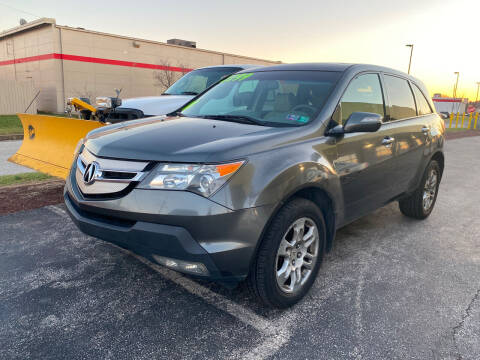 2008 Acura MDX for sale at McNamara Auto Sales - Kenneth Road Lot in York PA