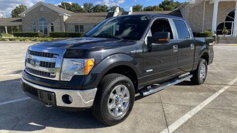 2014 Ford F-150 for sale at 411 Trucks & Auto Sales Inc. in Maryville TN
