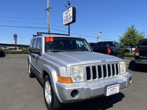 2006 Jeep Commander for sale at S&S Best Auto Sales LLC in Auburn WA