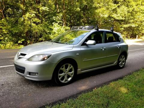 2008 Mazda MAZDA3 for sale at SAS Auto Center LLC in O Fallon MO