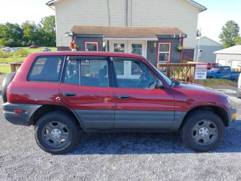 1999 Toyota RAV4 for sale at PENWAY AUTOMOTIVE in Chambersburg PA