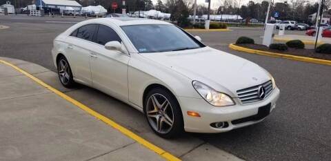2008 Mercedes-Benz CLS for sale at RVA Automotive Group in North Chesterfield VA