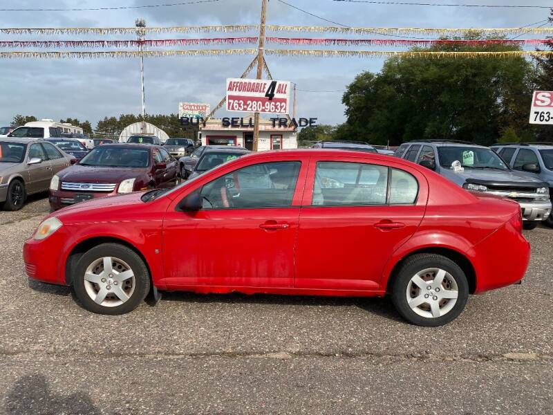 2007 Chevrolet Cobalt for sale at Affordable 4 All Auto Sales in Elk River MN