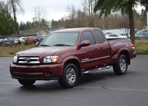 2003 Toyota Tundra for sale at Skyline Motors Auto Sales in Tacoma WA