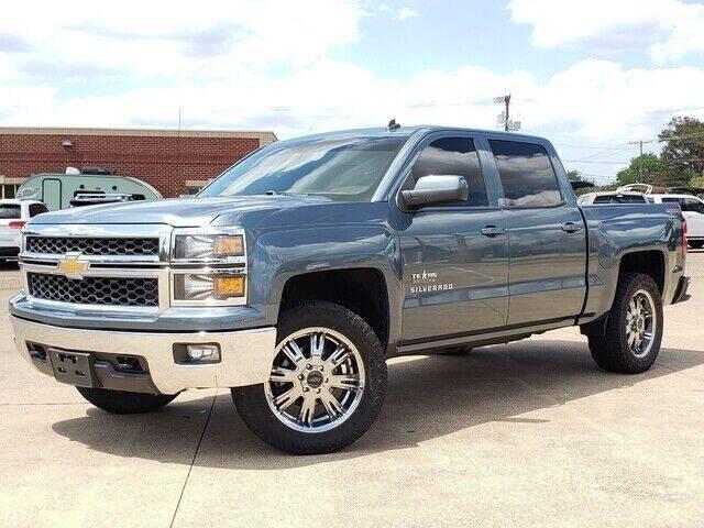 2014 Chevrolet Silverado 1500 for sale at Tyler Car  & Truck Center in Tyler TX