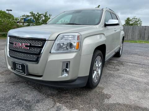 2014 GMC Terrain for sale at H3 MOTORS in Dickinson TX