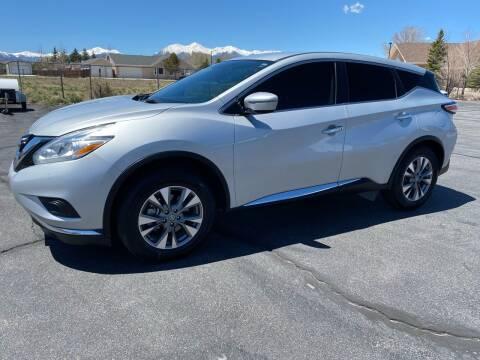 2016 Nissan Murano for sale at Salida Auto Sales in Salida CO
