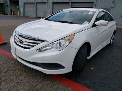 2014 Hyundai Sonata for sale at FREDY KIA USED CARS in Houston TX