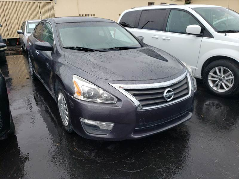 2013 Nissan Altima for sale at KK Car Co Inc in Lake Worth FL