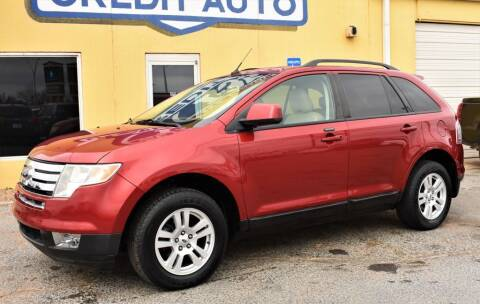 2008 Ford Edge for sale at Buy Here Pay Here Lawton.com in Lawton OK
