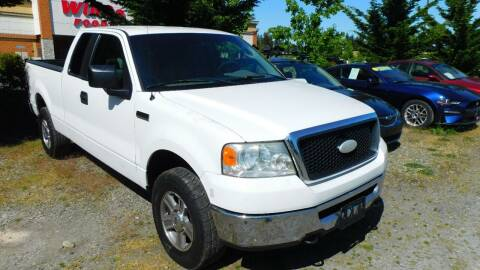 2007 Ford F-150 for sale at M & M Auto Sales LLc in Olympia WA