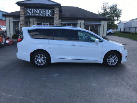 2020 Chrysler Pacifica for sale at Singer Auto Sales in Caldwell OH