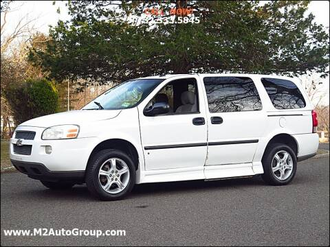 2008 Chevrolet Uplander for sale at M2 Auto Group Llc. EAST BRUNSWICK in East Brunswick NJ
