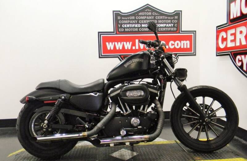 2012 Harley-Davidson XL883N for sale at Certified Motor Company in Las Vegas NV