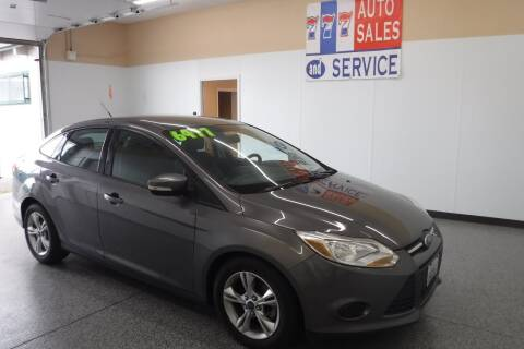 2013 Ford Focus for sale at 777 Auto Sales and Service in Tacoma WA