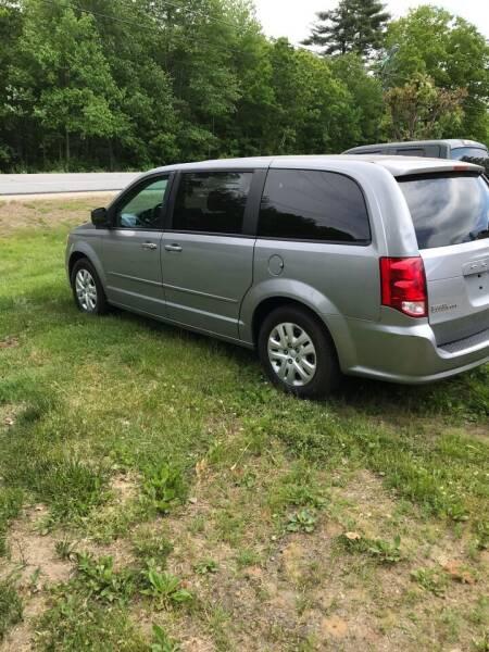 2015 Dodge Grand Caravan SE 4dr Mini-Van - Brentwood NH
