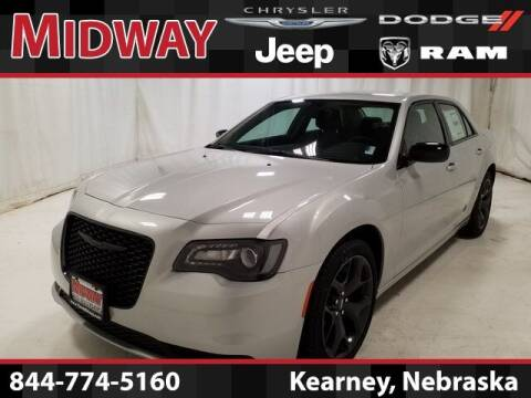 2021 Chrysler 300 for sale at MIDWAY CHRYSLER DODGE JEEP RAM in Kearney NE