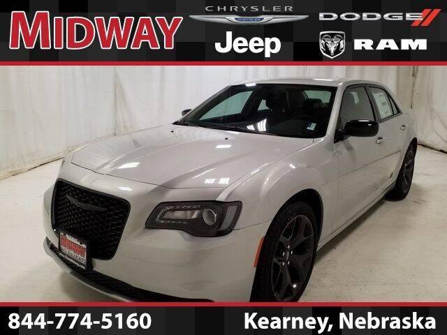 2021 Chrysler 300 for sale at MIDWAY CHRYSLER DODGE JEEP RAM in Kearney NE