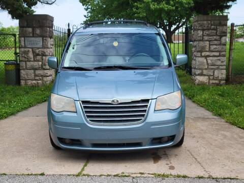 2008 Chrysler Town and Country for sale at Blue Ridge Auto Outlet in Kansas City MO